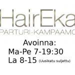 haireka_avoinna